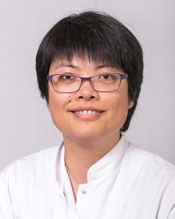 Foto: Mevr. dr. W.Y. Lam - Wong
