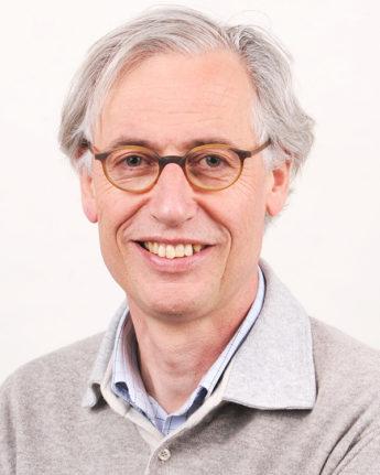 Foto: Dhr. prof. dr. G.H.M.B. van Rens