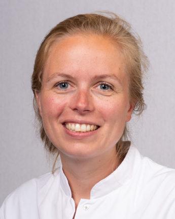 Foto: Mevr. drs. M. M. Teeuwen - van Genderen